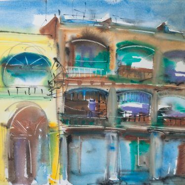 Dietrich Blodau: A Life of Observations |  Hunt Museum  The Custom House Rutland Street, Limerick | Friday 1 December 2017 to Sunday 14 January 2018 | to