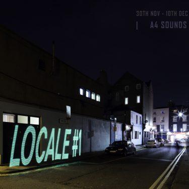 Locale #1: A4 Members Show 2017 |  A4 Sounds Gallery  St Joseph's Parade Off Upper Dorset Street Dublin 7 | Thursday 30 November to Sunday 10 December 2017 | to
