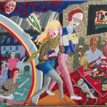 Grayson Perry: The Vanity of Small Differences |  Royal Hibernian Academy  15 Ely Place, Dublin 2 | Friday 19 January to Monday 19 March 2018 | to