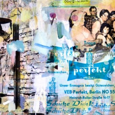 Susanne Wawra: Portale (Portals) |  The LAB  Foley Street Dublin 1 | Thursday 18 January to Sunday 4 March 2018 | to