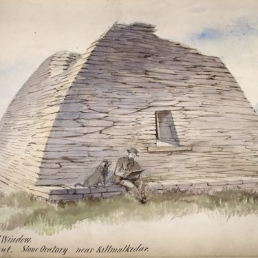 Stones, Slabs and Seascapes: George Victor du Noyer's Images of Ireland |  National Museum – Decorative Arts  Collins Barracks Benburb Street, Dublin 7 | Wednesday 6 June to Sunday 30 September 2018 | to