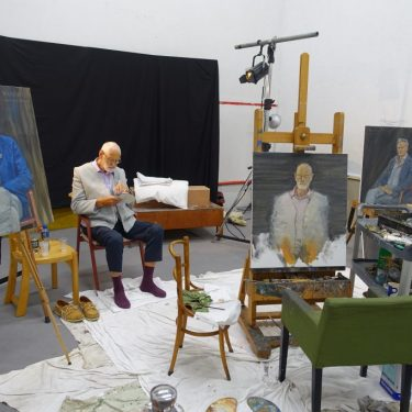 Mick O'Dea: Kilkenny Festival Portraits 2015-17 |  Kevin Kavanagh  Chancery Lane Dublin 8 | Thursday 7 June to Saturday 30 June 2018 | to