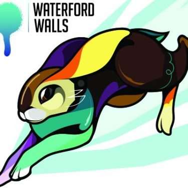 Waterford Walls Art Trails |  Garter Lane Arts Centre  O'Connell Street Waterford | Saturday 18 August to Sunday 26 August 2018 | to