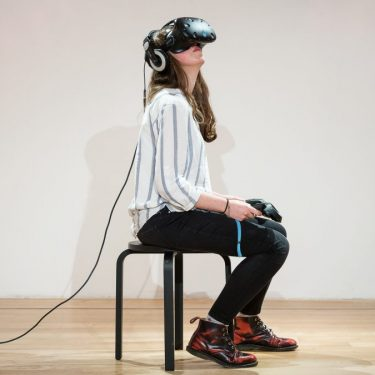 Virtual Reality Workshop with Elaine Hoey |  National Sculpture Factory  Albert Road, Cork City | Friday 16 November to Saturday 17 November 2018 | to