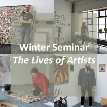 Winter Seminar: The Lives of Artists |  RHA Gallery Temple Bar Gallery National Gallery | Friday 16 November to Saturday 17 November 2018 | to