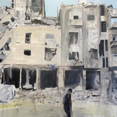 Brian Maguire: War Changes Its Address: The Aleppo Paintings |  Wexford County Council Carricklawn, Wexford | Friday 26 October to Monday 3 December 2018 | to