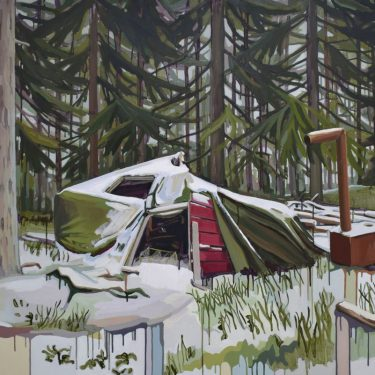 Cecilia Danell: Winter Wanderer | Kevin Kavanagh  Chancery Lane Dublin 8 | Thursday 10 January to Saturday 2 February 2019 | to