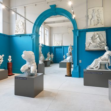 Recasting Canova |  Crawford Art Gallery  Emmet Place Cork | Saturday 29 June 2019 to Wednesday 30 June 2021 | to