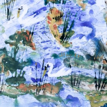 Mary Haggan: Water in Art |  Regional Cultural Centre  Port Road, Letterkenny Co. Donegal | Tuesday 5 February to Saturday 9 March 2019 | to
