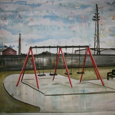 David Fox: An Altered Land | Olivier Cornet Gallery  3 Great Denmark Street (beside Belvedere College) Dublin 1 | Sunday 14 April to Sunday 12 May 2019 | to