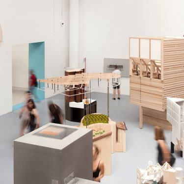 Curating Architecture Symposium | Glucksman Gallery and National Sculpture Factory Cork | Saturday 6 April 2019 | to