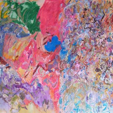 John Gibbons and Larry Poons: Surface & Light | Hillsboro Fine Art  49 Parnell Square West Dublin 1 | Thursday 2 May to Saturday 6 July 2019 | to