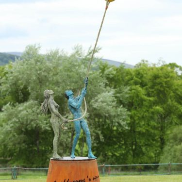 Art in the Garden | Russborough House & Parklands Blessington Co. Wicklow | Sunday 19 May to Sunday 2 June 2019 | to