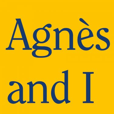 Agnès and I |  Black Church Print Studio @ The Library Project 4 Temple Bar, Dublin 2 | Friday 6 September to Saturday 28 September 2019 | to