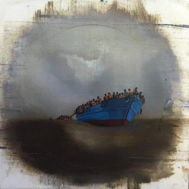 Claire Halpin: RAW WAR |  Olivier Cornet Gallery  3 Great Denmark Street (beside Belvedere College) Dublin 1 | Thursday 12 September to Sunday 6 October 2019 | to