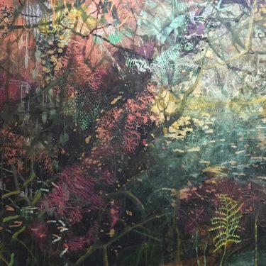 Frances Ryan: Transience |  Solomon Fine Art  Balfe Street Dublin 2 | Friday 4 October to Saturday 26 October 2019 | to