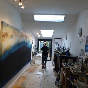 Gwen O'Dowd:Limen |  Hillsboro Fine Art  49 Parnell Square West Dublin 1 | Friday 25 October to Saturday 23 November 2019 | to