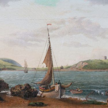 Statio Bene: Art and Ireland's Maritime Haven |  Crawford Art Gallery  Emmet Place Cork | Saturday 28 March 2020 to Friday 31 December 2021 | to