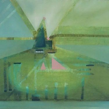 Nickie Hayden: Sanctuary | Olivier Cornet Gallery  3 Great Denmark Street (beside Belvedere College) Dublin 1 | Sunday 8 November to Sunday 13 December 2020 | to