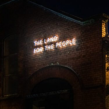 Eimear Walshe: The Land For The People   National Sculpture Factory  Albert Road, Cork City   Monday 21 June to Tuesday 21 December 2021   to