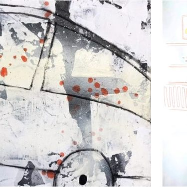 Kelly Ratchford and Jaki Coffey: Less Jam, More Havoc   Olivier Cornet Gallery  3 Great Denmark Street (beside Belvedere College) Dublin 1   Thursday 15 July to Sunday 15 August 2021   to