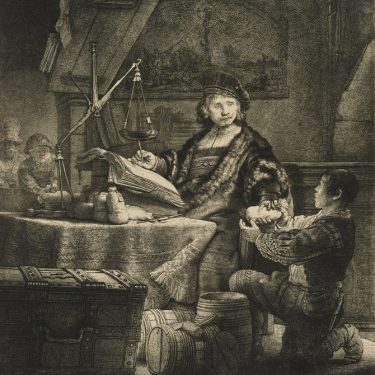 Rembrandt in Print   Crawford Art Gallery  Emmet Place Cork   Friday 17 September 2021 to Sunday 9 January 2022   to