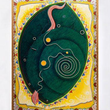 Daniel Rios Rodriguez: Serpentine Dream   Kerlin Gallery  Anne's Lane South Anne Street, Dublin 2   Friday 15 October to Saturday 20 November 2021   to
