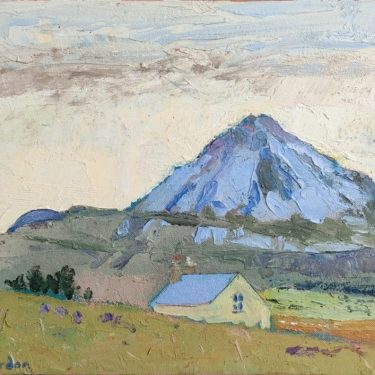 Ian Gordon: The September Paintings   Regional Cultural Centre  Port Road, Letterkenny Co. Donegal   Saturday 23 October to Saturday 11 December 2021   to